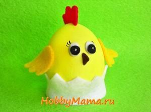 Мастер-класс Оформление пасхального яйца