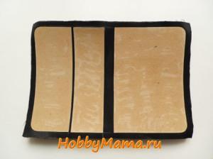 Чехол для планшета Каркас из картона
