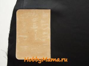 Чехол из кожи для планшета сшить