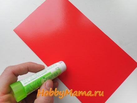 Открытка из бумаги своими руками вместе с ребенком