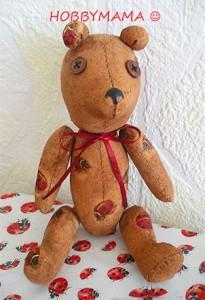 Чердачная игрушка «Медвежонок»