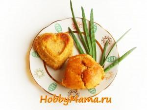 Вкусная картофельная запеканка с курицей