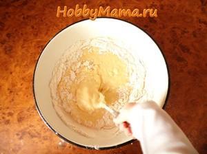 Рецепт приготовления маффинов