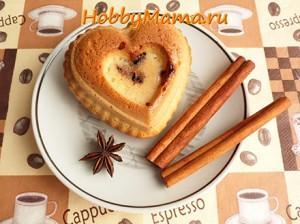 Рецепт маффинов с шоколадной начинкой