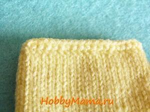Описание вязания митенок спицами с фото для начинающих