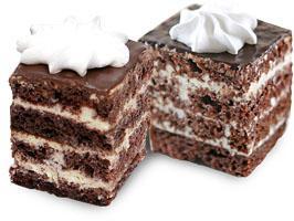 Пирожное Ночка из Амстора