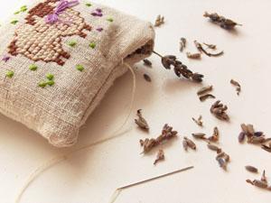 Как сделать ароматическое саше своими руками