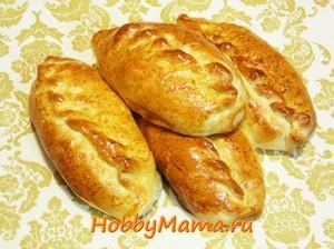 Расстегаи — пироги с «застежкой»