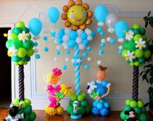 Организуйте ребенку незабываемый праздник